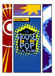 House of Pop Culture Logo